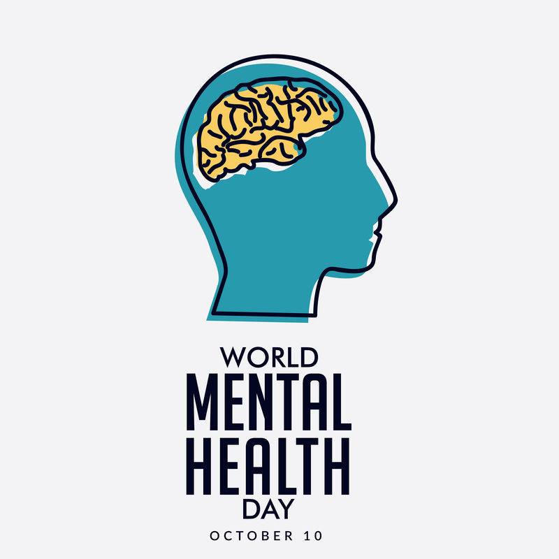 Let's Talk: World Mental Health Day